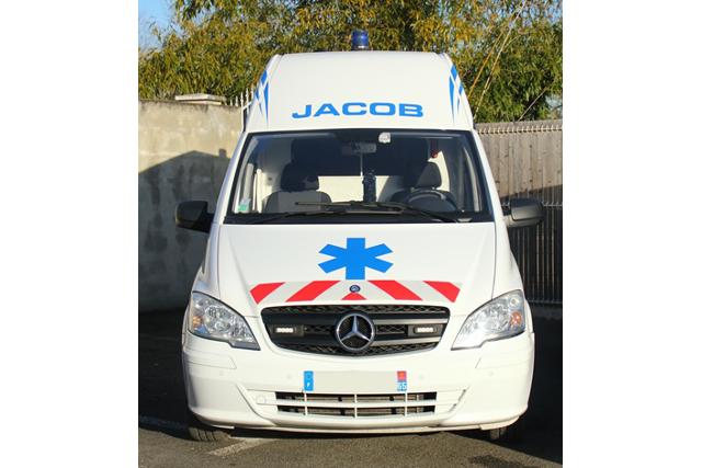 ambulance tarbes